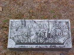 Laura <i>Ashby</i> Purse