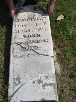 Charles Henry Charlie Yust