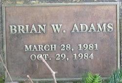 Brian Wesley Adams