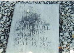 Ethel Iree Gaddy