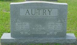 Dorothy May Dot <i>Beatty</i> Autry