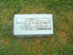 Mary Kirker