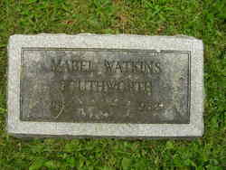 Mabel J Watkins <i>Thompson</i> Southworth