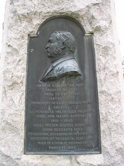 Gen John Milton Thayer