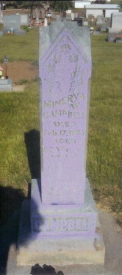 Minerva Warner <i>Craig</i> Campbell