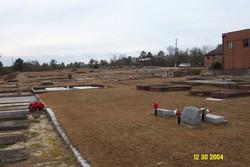Ladonia Baptist Church Cemetery