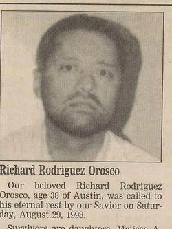 Richard Ricky <i>Rodriguez</i> Orosco