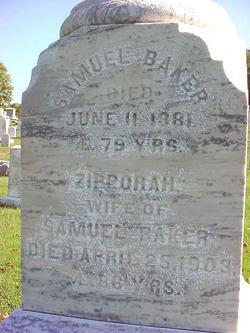 Zipporah Baker