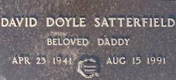 David Doyle Satterfield