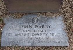 John Darby, Sr