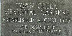 Town Creek Memorial Gardens