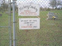 Hickory Cemetery