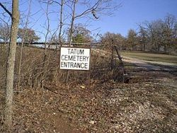 Tatums Cemetery