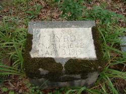 Emory S D Byrd