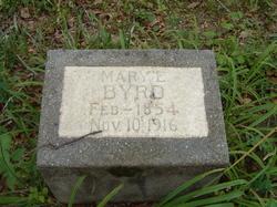 Mary E. Byrd