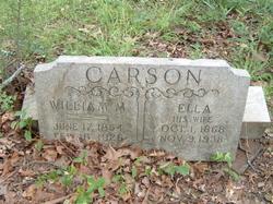 Ella Carson