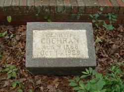 Henry F. Cochran