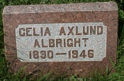 Celia F <i>Crystal</i> Albright