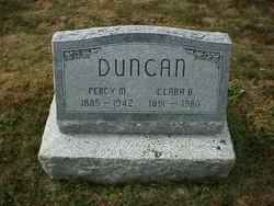 Clara B Duncan
