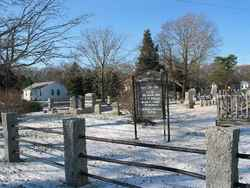 Bass River Bapist Church Cemetery