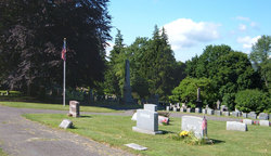 Washington Cemetery On The Green