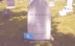 John Hunter Wickersham