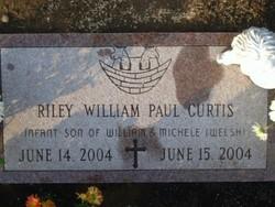 Riley William Paul Curtis