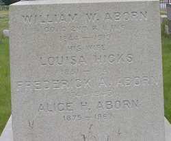 Frederick Augustus Aborn