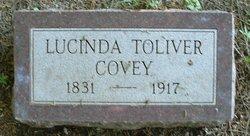Lucinda <i>Toliver</i> Covey