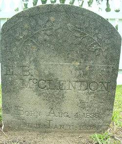 Eldred Byrd McClendon