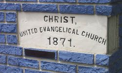 Christ United Evangelical Church Cemetery