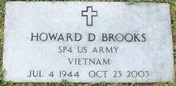 Howard D. Bud Brooks