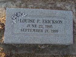 Louise P Erickson