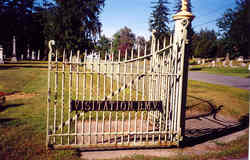 Cemetery of the Visitation Blessed Virgin Mary