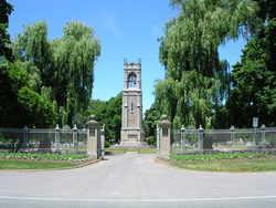 Victoria Lawn Cemetery