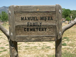 Manuel Miera Family Cemetery