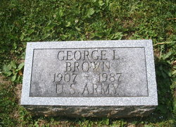George L Brown