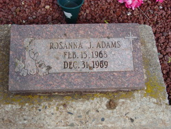 Rosanna J. Adams