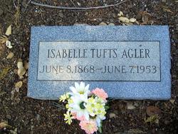 Isabelle Tufts <i>Bradstreet</i> Agler