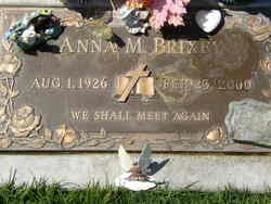 Anna Mae <i>Gunter</i> Brixey