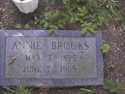 Annie <i>Forrester</i> Brooks
