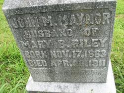 John M. Maynor