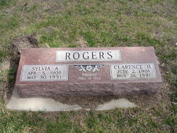 Sylvia Annabelle <i>Mitchem</i> Rogers