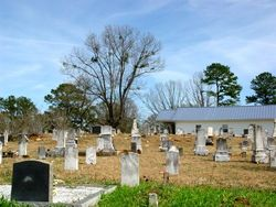 Crossroads Baptist Church Cemetery
