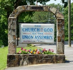 Church of God of the Union Assembly Cemetery