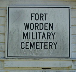 Fort Worden Military Cemetery