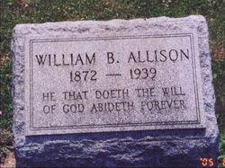 William Burhan Allison