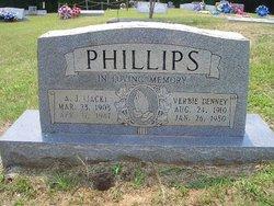 Verbie <i>Denney</i> Phillips