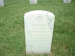 Corp Edgar Allen Jackson, Jr