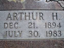 Arthur Harry Pettit
